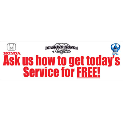 Custom Double Sided Vinyl Banners