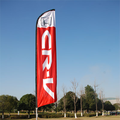 Honda CR-V Swooper Flags,Beach Flag