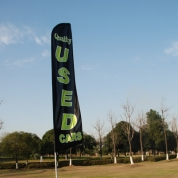 Quality Used Cars Swooper Flags,Beach Flag