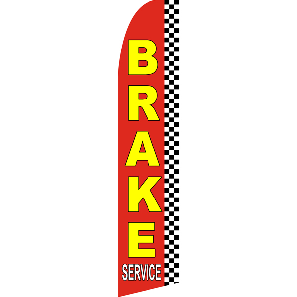 Brake Service Swooper Flags,Beach Flag