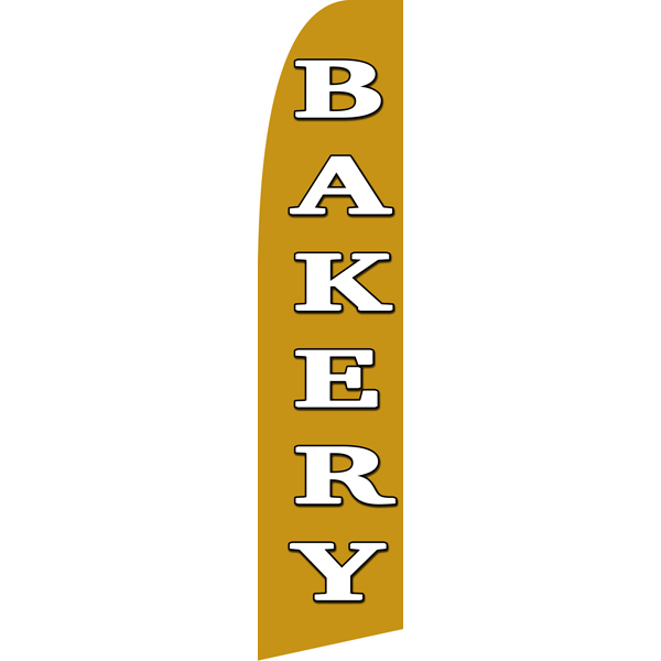 Bakery Swooper Flags,Beach Flag