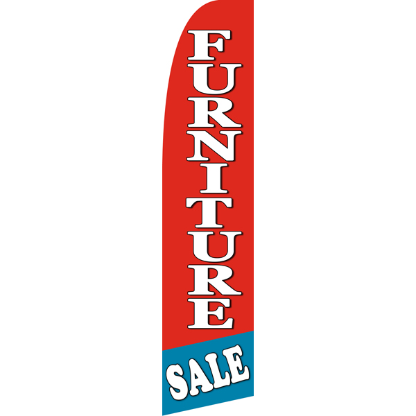 Furniture Sale Swooper Flags
